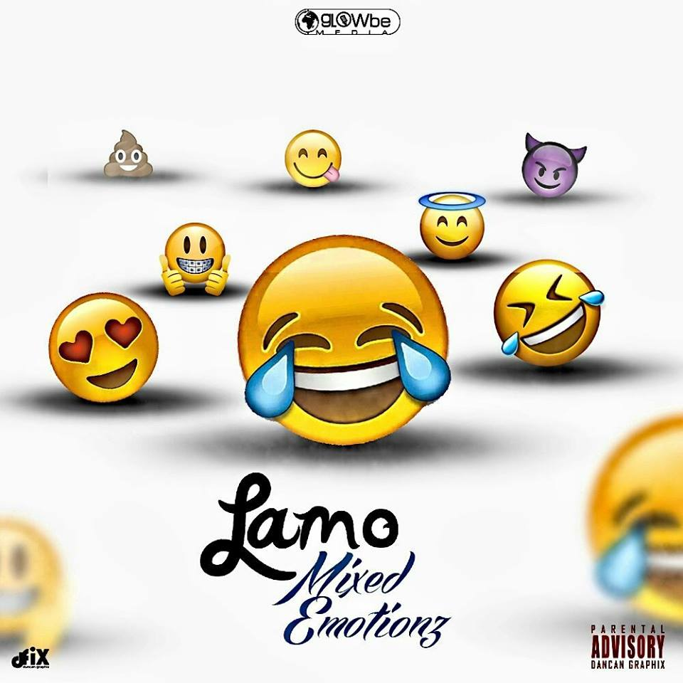 Mixed Emotions EP by Lamo