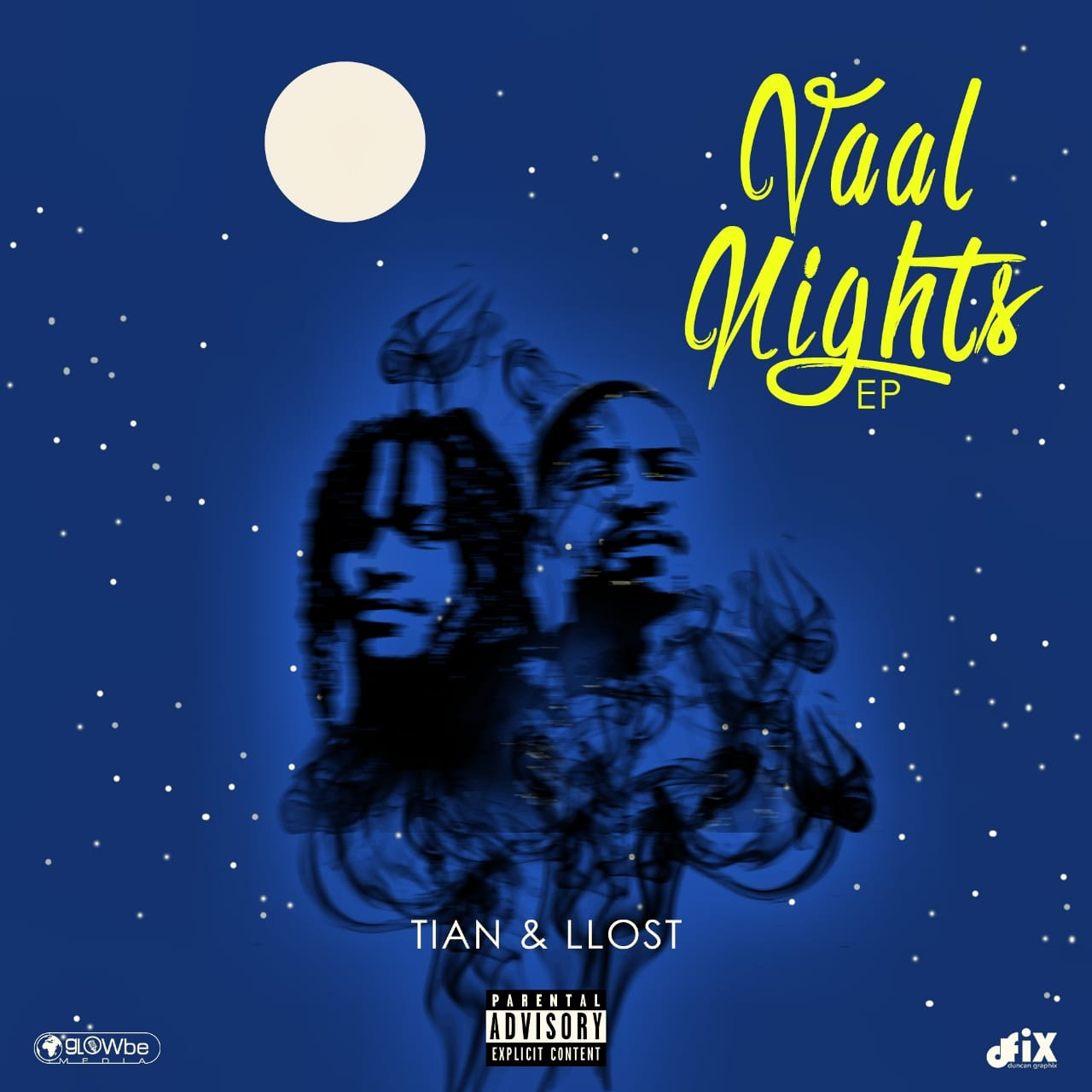 Vaal Nights EP by TiaN x Llost
